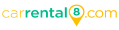 Car Rental 8 logo